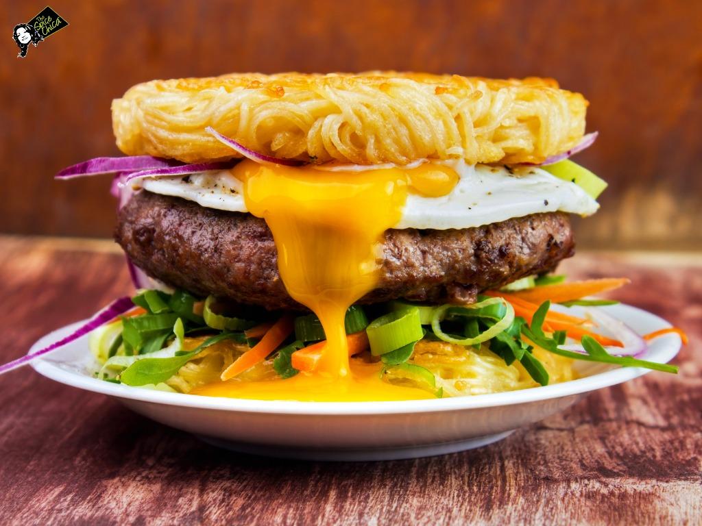 Ramen Burgers The Spice Chica